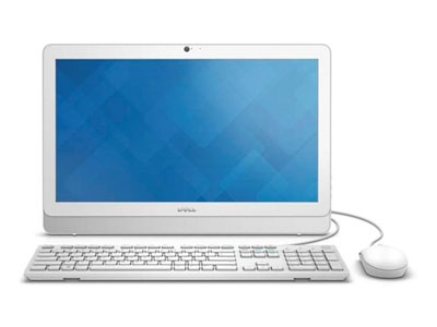 Моноблок Dell Inspiron One 3459 (O34I3410DIL-White)