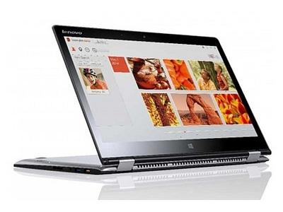Ноутбук Lenovo Yoga 500 (80N600L5UA) White