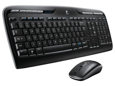 Комплект Logitech Wireless Desktop MK330 (920-003995)
