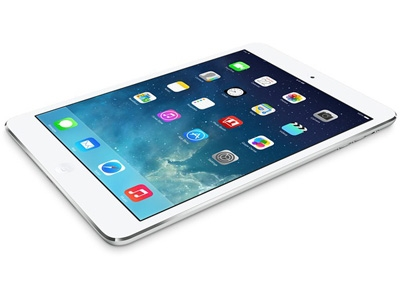 Apple iPad mini 4  Wi-Fi  16 GB silver