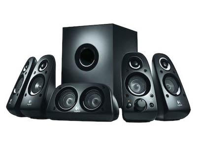 Акустика Logitech Surround Sound Speakers Z506
