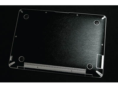 Защитная наклейка для MacBook Air Back & Front - SGP Skin Guard Set