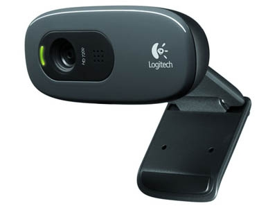 Веб-камера Logitech  WebCam C270 (960-000636)