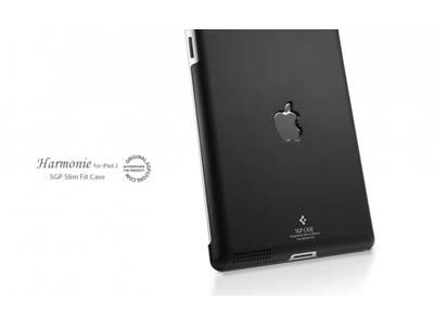 Чехол SGP iPad 2 Hard Case Harmonie
