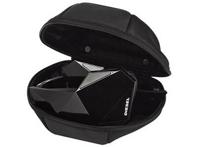 Наушники MONSTER Diesel Vektr On-Ear Black MNS-129559-00