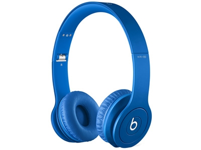 Наушники Beats Solo HD Monochromatic Blue