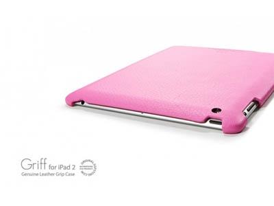 Чехол SGP iPad 2 Leather Case Griff
