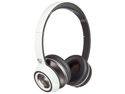 Наушники Monster NCredible NTune On-Ear Frost White MNS-128451-00