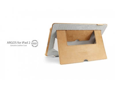 Чехол SGP iPad 2 Leather Case Argos
