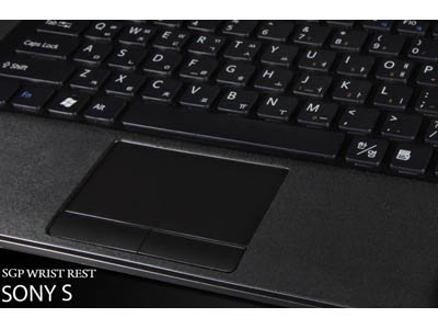 Защитная наклейка для Sony VAIO SB Series Laptop - SGP Wristrest Series