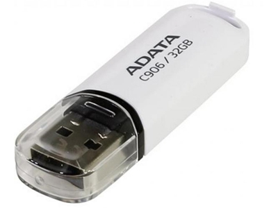 ADATA 32 GB C906 White