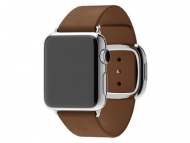 Смарт-часы Apple Watch 38mm Stainless Steel Brown Modern Buckle    (MJ3A2)