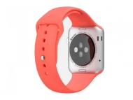 Смарт-часы Apple Watch Sport 38mm Silver Aluminum Case with Sport Band  (MJ2W2)