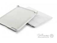 Чехол SGP iPad 2 Leather Case Griff