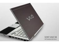 Защитная наклейка для Sony VAIO SB Series - SGP Skin Guard Set