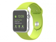 Смарт-часы Apple Watch Sport 42mm Space Gray Aluminum Case with Sport Band (MJ3P2)