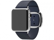 Смарт-часы Apple Watch 38mm Stainless steel Midnight Blue Modern Buckle   (MJ332-342-352)