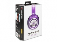 Monster NCredible NTune On-Ear Candy Purple MNS-128508-00