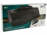 Комплект Logitech Wireless Desktop MK710 (920-002434)
